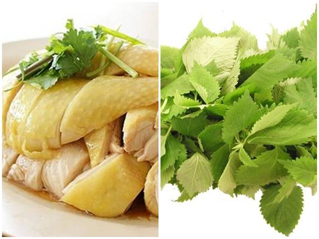 Những thực phẩm tuyệt đối không ăn chung với thịt gà