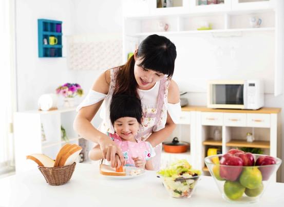 Con bạn đã ăn đủ bữa, đủ chất mỗi ngày?
